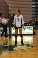 Senior volleyball captain makes time for everything