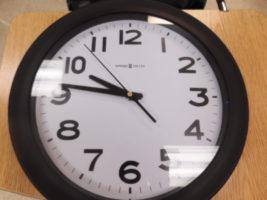 New School Time Schedule