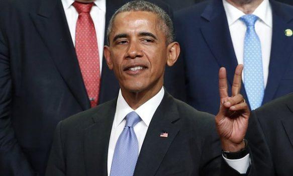 Farewell Obama