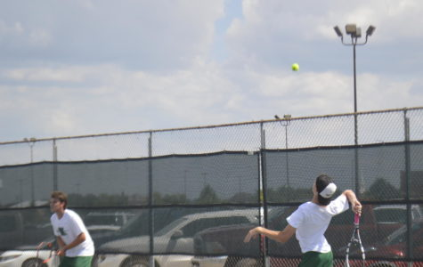 Tennis Team Holds Heads High With Indian Pride