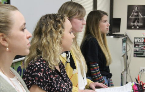 New Club Holds First Meeting