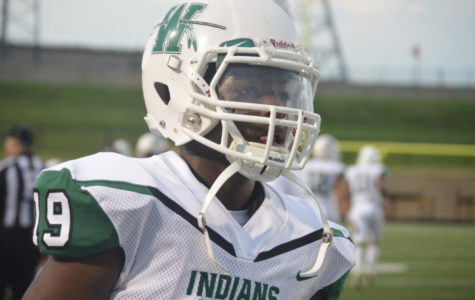 12 Indians Named to All-District Football Team