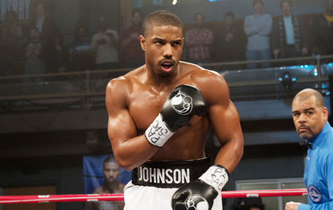 Adonis Creed-Johnson, played by Michael B. Jordan.