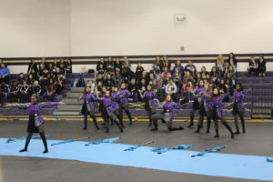 JV Winter Guard rolls to Grand Championships