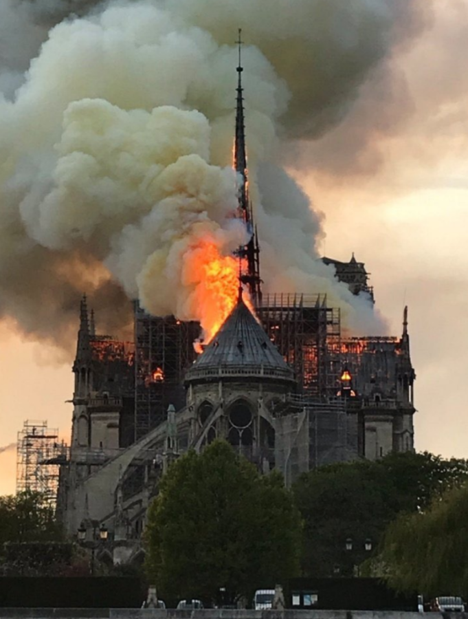 Tragedy at Notre Dame