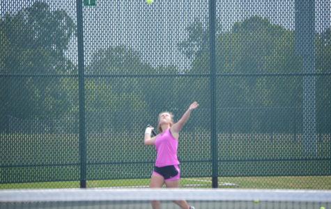 Girls tennis off to a roaring start