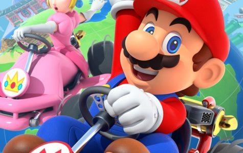 Promotional art for Nintendo's