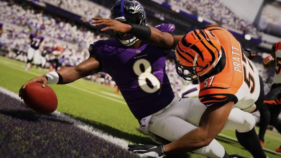 EA+releases+highly+anticipated+Madden+21+Friday.