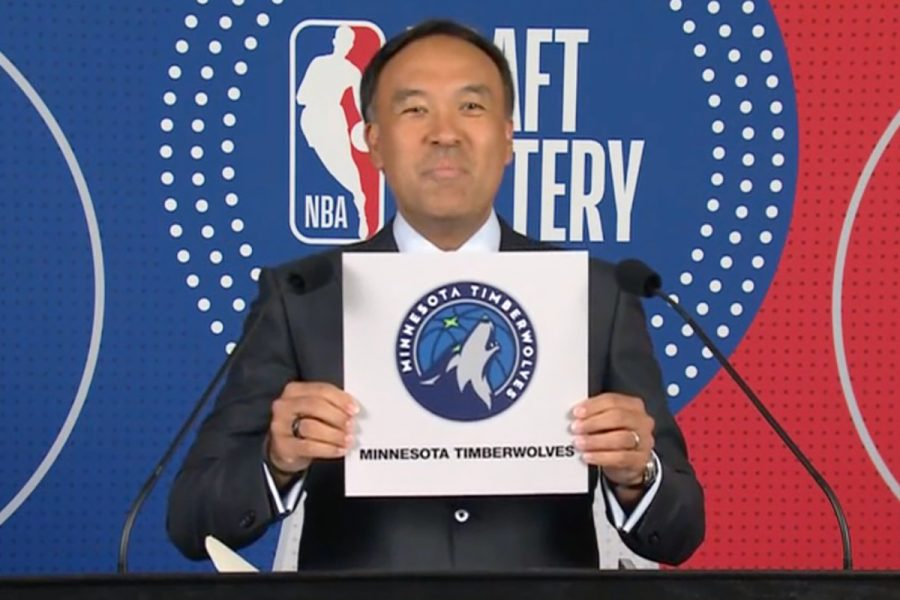 Timberwolves+win+draft+lottery+and+the+number+1+pick