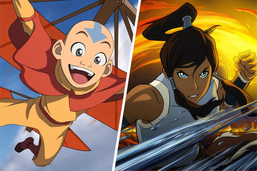 Avatar%3A+The+Last+Airbender+and+Legends+of+Korra