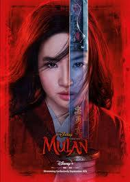 New live action Mulan review