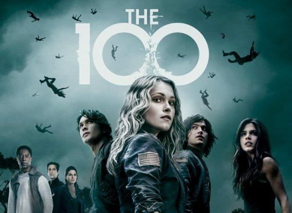 The 100 on Netflix
