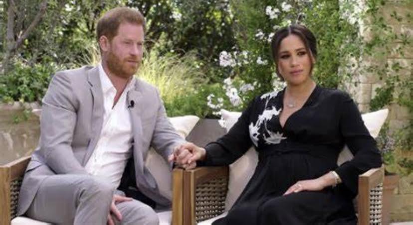 Harry & Meghan's Oprah Interview
