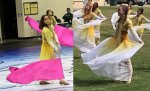 Colorguard Solo Creations