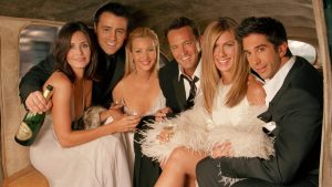 Rumor of Friends Reunion