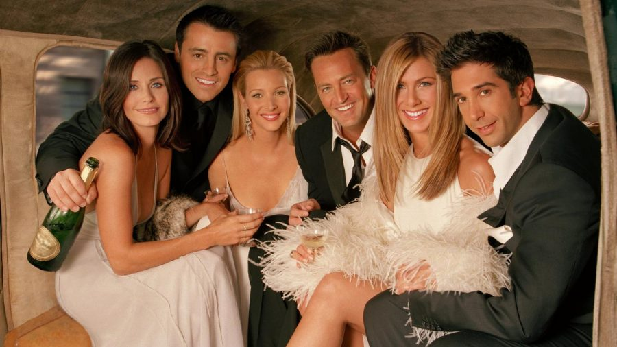 Rumor of Friends Reunion